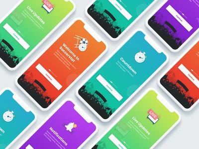 Soccerstat app design project