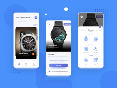 Shelf Product Details App UI