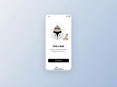 Yacht Trip app on boarding screens product designs freebie xd freebie product design ux design ui design mobile lady play booking illustration onboarding screens concept app xd file user experience studio sophisticated uber style clean