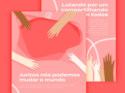 Juntos - Landing page Illustration