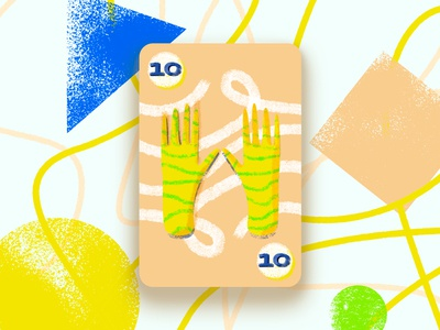 Card 10 - Teaching kids numbers