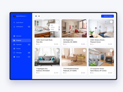 Real Estate UI Kit — Property