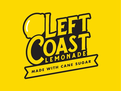 Left Coast Lemonade
