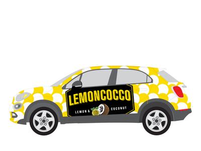 Lemoncocco Fiat 500X Wrap