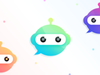 Chatterbot Icon for Quovantis
