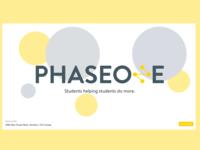 PhaseOne | Logo, Tagline & Splash