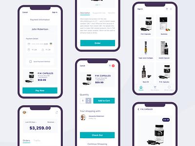 eCommerce App ui app