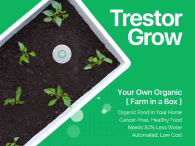 Trestor Grow - Automated Farm in a Box