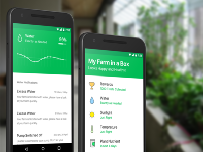 An app to take care of your farm
