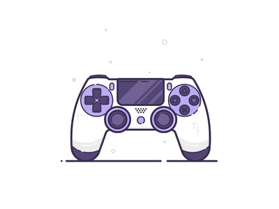 PS4 Controller! streaming playstation computer console pad controller x one xbox gaming ps4