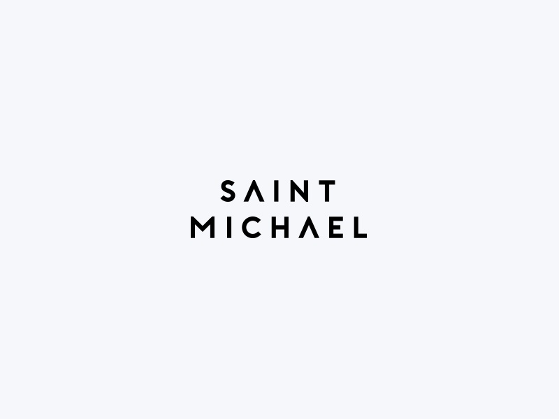 Saint Michael Logo
