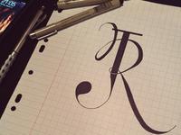 JR – Monogram