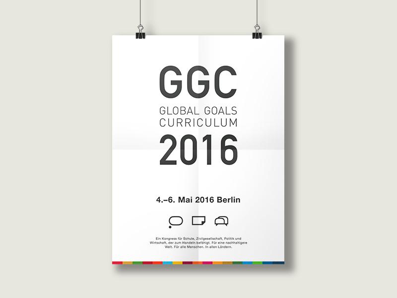 GGC Poster Mockup ggc boana brand event conference print logo