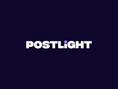 Postlight concept color palette postlight light post dark type typography responsive logo identity system identity design mark logo mark logotype logo design branding brand design