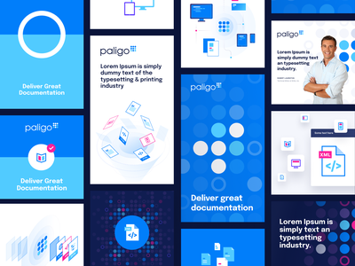 Instagram Post & Stories layout design illustration branding unfold graphics paligo advertising banner ads ads instagram stories stories instagram post instagram social media