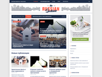 Web design for Russian Spokane