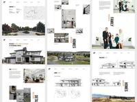 Luxury Homes all pages