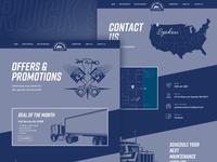 Spokane Truck Service - Some Screens