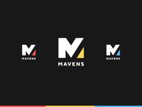 Mavens - Logo Design