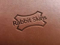 Rabbit Skins Logo Design