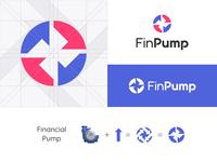 PinPump - Logo Design