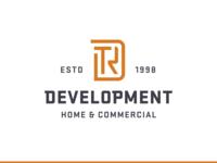 TDR Development - Logo Design