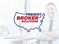 Freight Broker Solutions - Logo Design