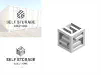 Self Storage Solutions - Logo Design
