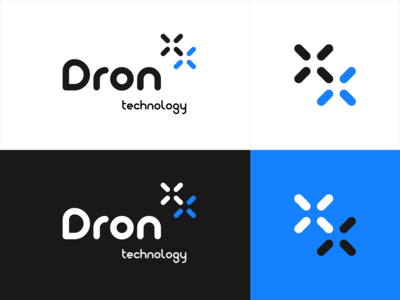 Dron Technology - Logo Design