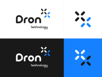Dron Technology - Logo Design