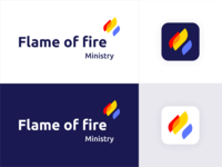 Flame of fire - Logo Design