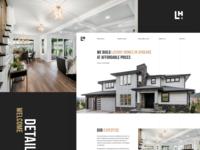 Luxury Homes - Case Study