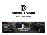 Diesel Power Logo Design