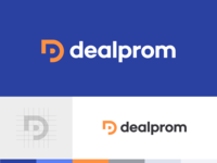 Dealprom Logo Design