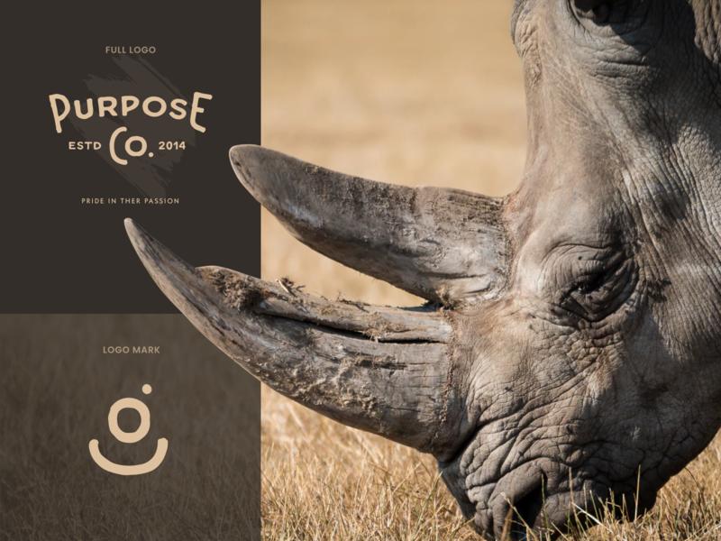 Purpose_Co Logo Exploration design type logodesign charity purpose logotype branding identity mark typography branding logo