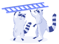 Helpful Raccoon