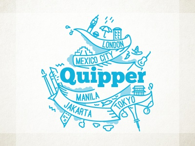 Quipper by smeu florin ion dribbble stopboris Gallery