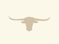 Longhorn Illustration 810 Ranch and Cattle Co