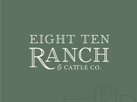 810 Ranch Logo Variation