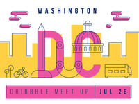 DC Dribbble Meetup!