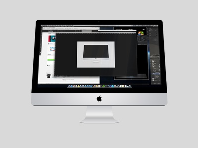 iMac imac icon imac shape imac template imac design apple icon