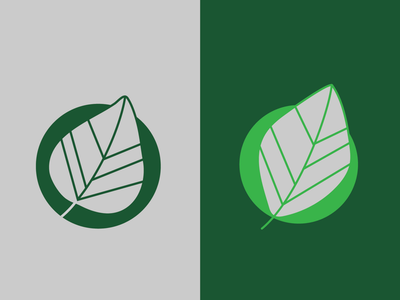 Leaf Logo Mark Exploration - PART 2