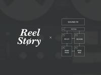 Reel Story - logo