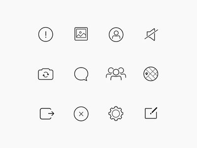 wāv icons app mobile icon social ios8 ios