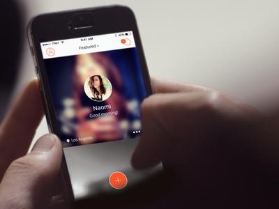 wāv - public chat mobile ios8 social network app chat