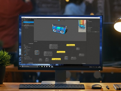 Spark AR Studio Update creative ar desktop app compositing creation tool augmented reality