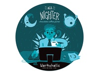 Workaholic Brewing Co. - All Nighter