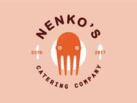 Nenko's Catering Company Logo