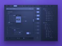 Evio online code editor