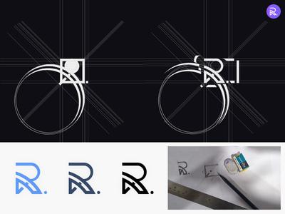 Ryan Creation icon art sketch symbol photo ps ai creation branding logo
